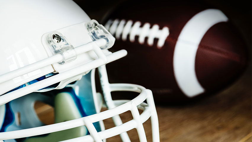 football helmet - 5 Easy NFL Betting Strategies You Should Know About
